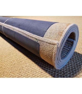 Base Antideslizante de fieltro especial de color negro adhesivo a la base de la alfombra.
