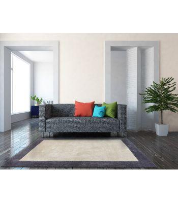 Alfombra Platinum con Greca Platinum de Color a Elegir.
