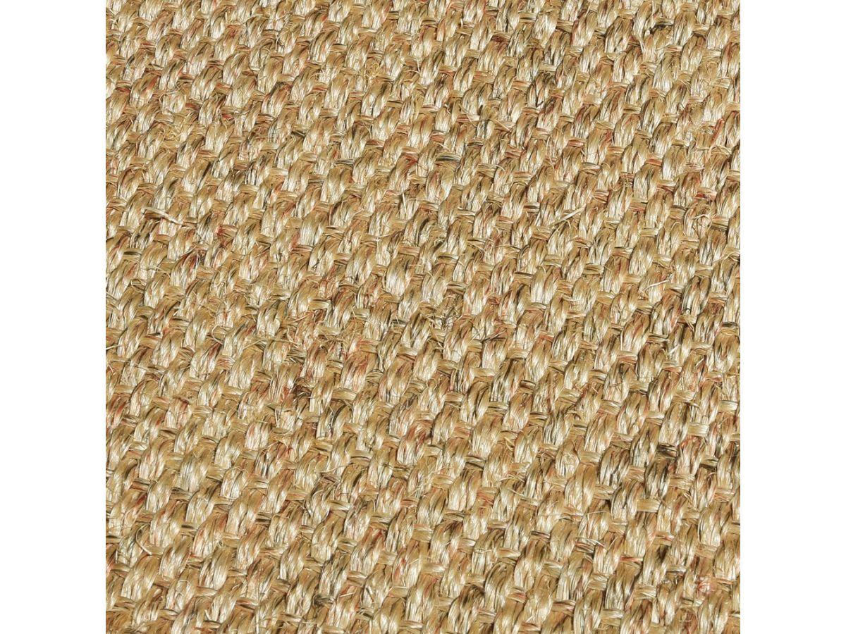Alfombras online de sisal a medida con trenzado en colores for Alfombras online