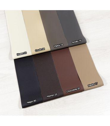 Cenefas de piel sintética PS ZAFIR. Colores.