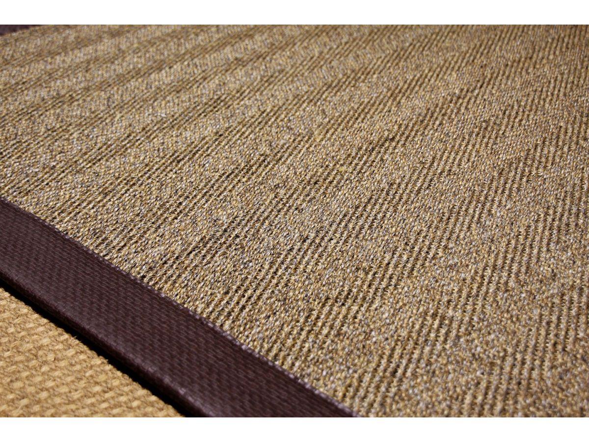 alfombra de sisal a medida modelo menorca. varios colores a elegir.