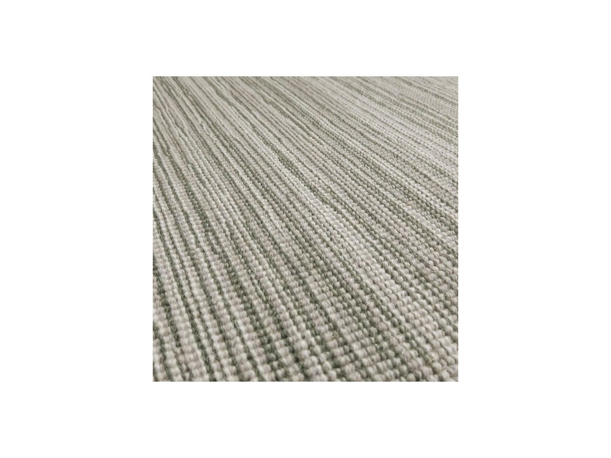 Alfombra de lana a medida con dibujo jaspeado a rayas en 4 for Alfombra lana