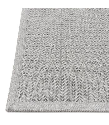 Alfombra a Medida Nature Premium Eco Craft. Color Linen. Borde Cenefa Nature PR Linen.