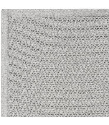 Alfombra a Medida Nature Premium Eco Craft. Color Linen. Borde Cenefa Nature PR Linen.