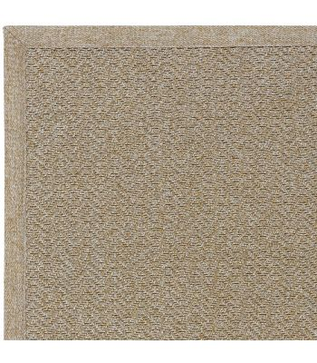 Alfombra a Medida Nature Premium Eco Craft. Color Wallnut. Borde Cenefa Nature PR Wallnut.