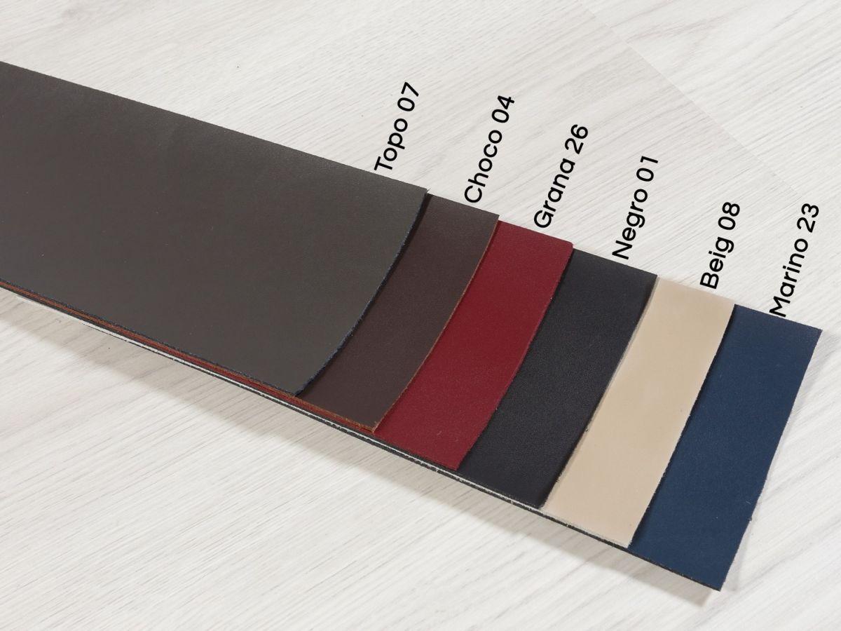 alfombra online de sisal a medida con dibujo de boucle en color jaspe