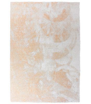 Alfombra Soft Shaggy. Color Marfil.