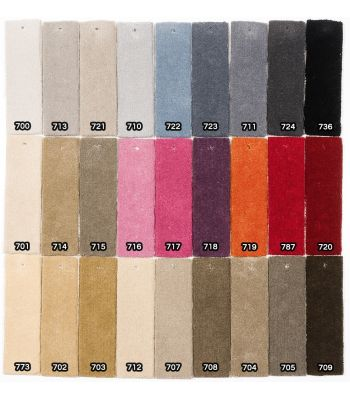 Modelo Vella. Colores.