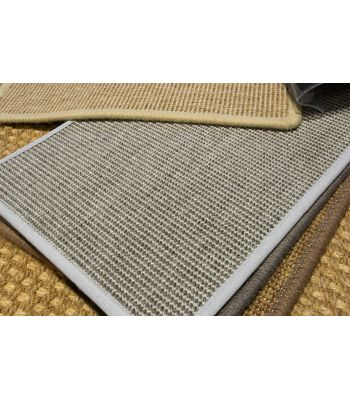 Alfombra Outdoor 4506. Color Plata.