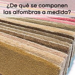 ¿Cuántas composiciones para alfombras a medida hay?