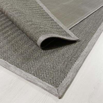 ¿Qué tipo de borde puedo elegir para mi alfombra personalizada?
